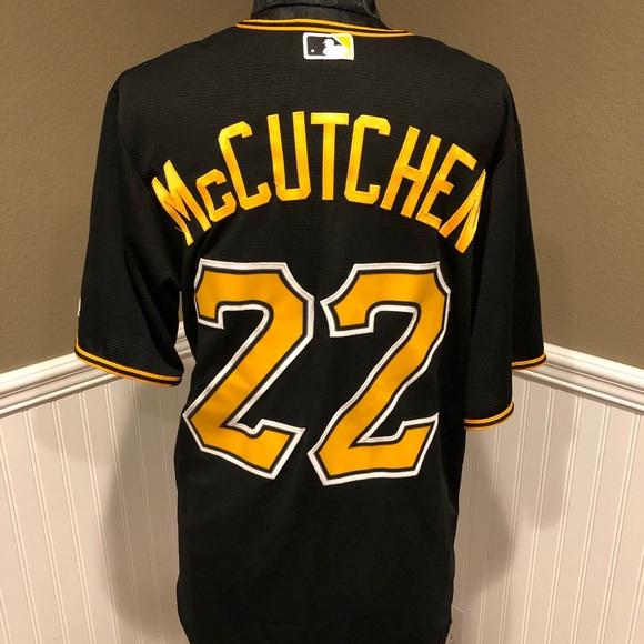 Andrew MCcutchen Pittsburgh Pirates Jersey